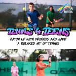 TV1003 - Tennis for Teens Social Tile5